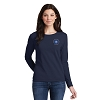 Gildan - Heavy Cotton Women's Long Sleeve T-Shirt