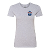 Next Level Ringspun Women's Crew T-Shirt