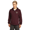 Sport-Tek® Ladies Colorblock Hooded Raglan Jacket
