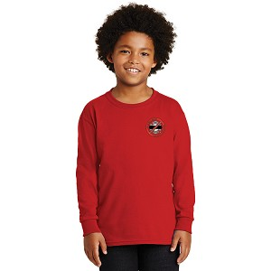 Gildan - Ultra Cotton Youth Long Sleeve T-Shirt