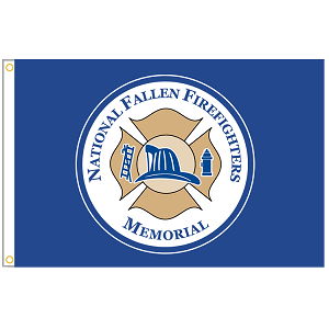 NFFF MEMORIAL FLAG (AVAILABLE IN TWO SIZES)