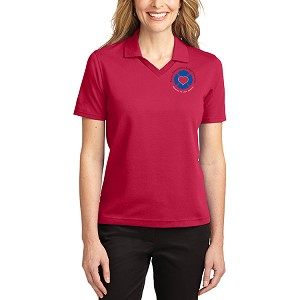 Ladies | Silk Touch™ 100% Polyester Performance Polo